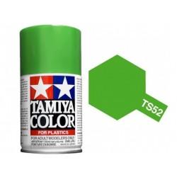 Vopsea Spray Candy Lime Green TS52 Tamiya TS-52