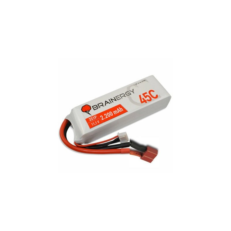 Acumulator Li-Po 3S 11.1V 5400mAh 45C Hardacase