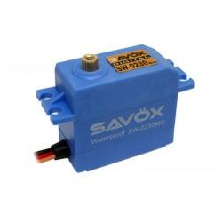 Servo Metalic SAVOX Waterproof 8KG/0.13S @ 7.4V
