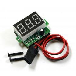 Indicator Tensiune 3-30V Curent Continu