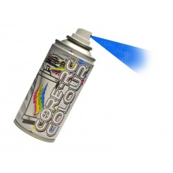Spray Lexan Albastru Metalizat CoreRC 150ml