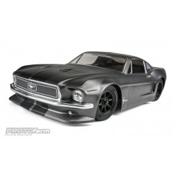 Proline 1968 Ford Mustang 190mm Transparenta 1558-40