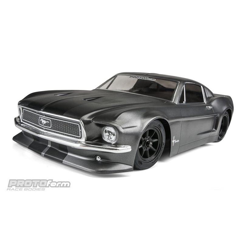 Proline 1968 Ford Mustang 190mm Transparenta 1558-40 - 1 - 5075