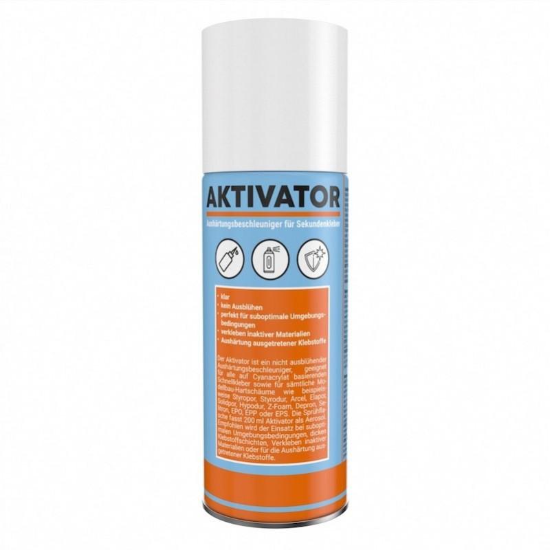 Activator super Glue 200ml Intaritor Cianoacrilat