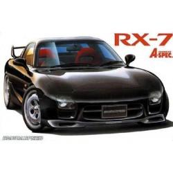Macheta Auto Fujimi Mazda FD3S RX-7 A Spec Kit DIY 1/24