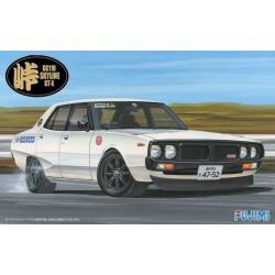 Macheta Auto Fujimi Nissan Skyline GT-X Kenmary Kit DIY 1/24 - 1 - 5118