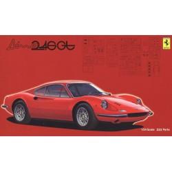 Macheta Auto de asamblat Ferrari Dino 246GT Kit Diy