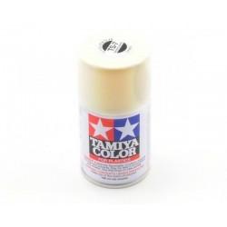 Vopsea Spray Racing White TS7 Tamiya TS-7 Alb TAM85007