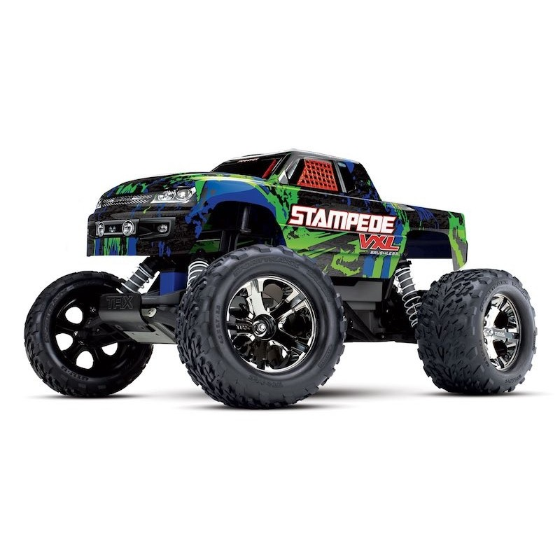 Traxxas Stampede VXL Automodel Electric Brushless VXL TQi TSM 36076-4 - 1 - 5130