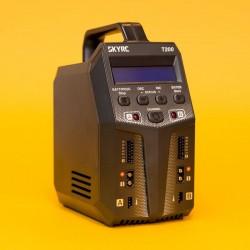 Incarcator Acumulatori Dual SKYRC T200 2x100W LiPo NiMh LiFe