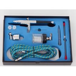 Kit Aerograf Fendga Kit Duze 0.2 0.3 0.5mm BD134K