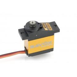 Servo Metalic SAVOX Micro Size 3.9Kg 0.13S @ 6V SH0255MG