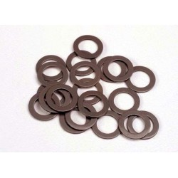 Saibe Teflon Traxxas PTFE-coated washers, 5x8x0.5mm 1985 (20Buc)