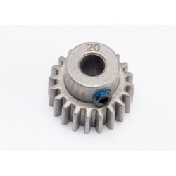 Pinion 20T 0.8M 32Dp pt Ax 5mm Traxxas 5646