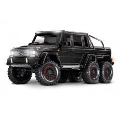 Automodel Traxxas TRX-6 Mercedes-Benz G63 AMG 6x6 Scara 1/10 Crawler 88096-4 - 1 - 5375