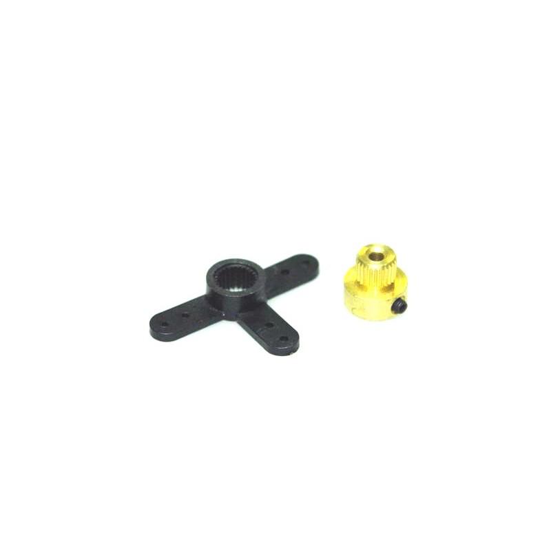 Echie cu adaptor ax 3mm