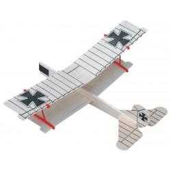 Aeromodel GUILLOWS - 45 WWI Planor Balsa 35cm Zbor Liber - 1 - 5376