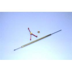 Arbore macheta cu tub pupa 230mm