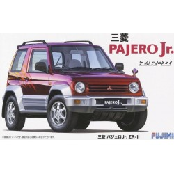 Macheta de asamblat Mitsubishi Pajero Jr ZR-II Fujimi - 1 - 5581
