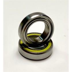 Rulmenti 5X8x2.5mm Protectie Silicon 2Buc - 1 - 5601