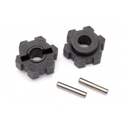 Hexagon Roata plastic 17mm Traxxas Maxx 8956 - 1 - 5795
