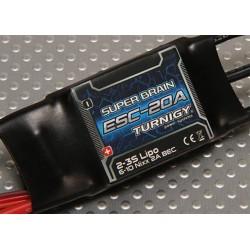 Variator Aero Turnigy Super Brain 20A Brushless