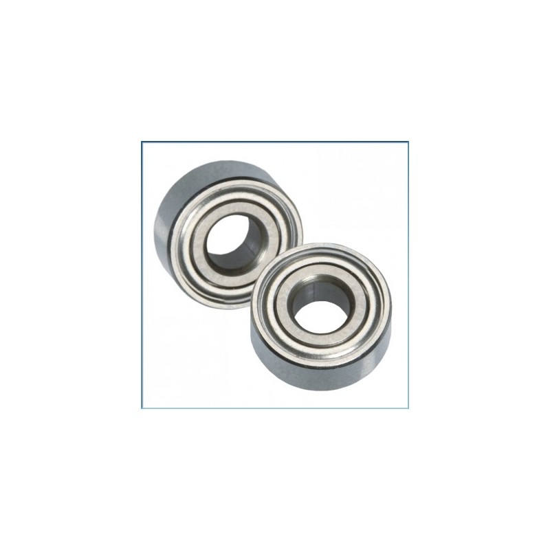 LRP X12 MR104ZZ ABEC5 Ball Bearings (2pcs.)