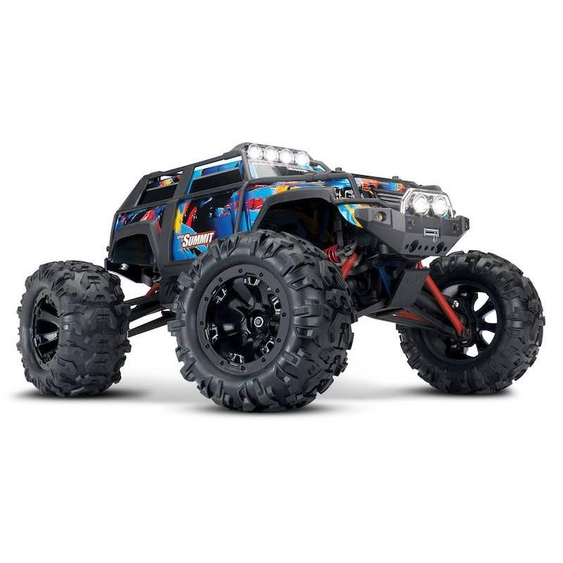 Automodel Traxxas Summit MonsterTruck 1/16 4x4 OffRoad RC XL5 72054-1