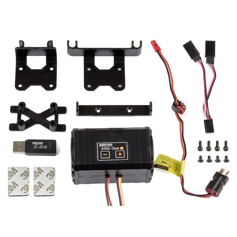 Sistem Sunet Motor ESS Dual Team Associated AE29263