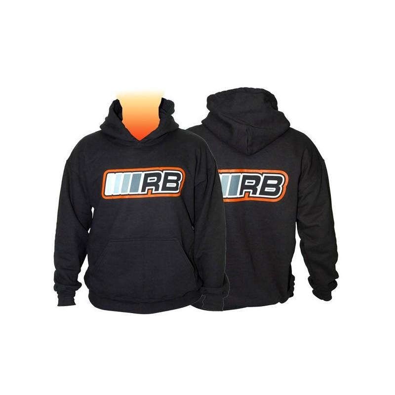 Hanorac Team RB negru XXL