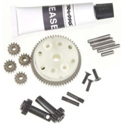 Diferential complet Traxxas Planetary gear differential with steel ring gear (complete) (fits Bandit, Stampede, Rustler)