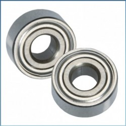 LRP X12 MR104ZZ Ceramic Ball Bearings (2buc)