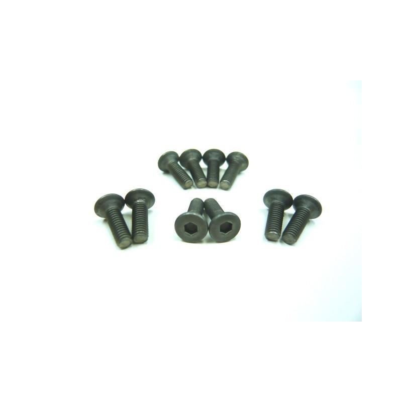 Surub titan M3x10mm (10 buc)