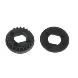 Serpent Pulley / shim 22T 2sp - side