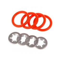Serpent O-ring / washer for fuel cap (4 buc)