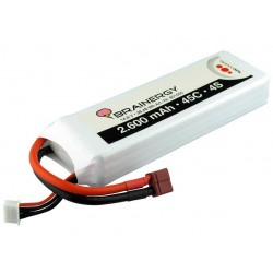 Acumulator Li-Po 4S 14.8V 2600mAh