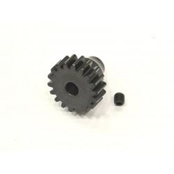 Pinion motor electric Modul 1 17T Ax 5mm
