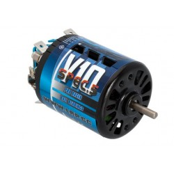 Motor Electric Brushed(cu peri) V10 SPEC5 19x2