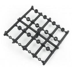 Set of Composite Pivot Balls M18/M18PRO/NT18