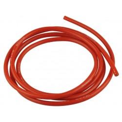 Cablu 14AWG invelis siliconic 1m rosu