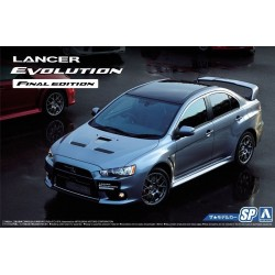 Macheta de asamblat MITSUBISHI CZ4A LANCER EVOLUTION FINAL EDITION '15