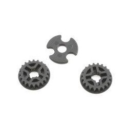 XRAY 20T Fixed Pulley (2 buc)
