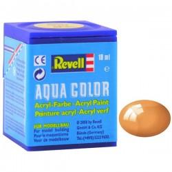 Vopsea Aqua Color Portocaliu Mat Revell