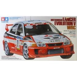 Macheta de asamblat Lancer Evo V WRC Tamiya