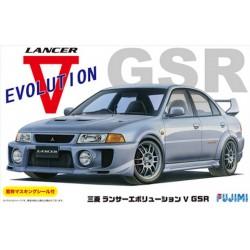 Macheta de asamblat Mitsubishi Lancer Evolution V GSR