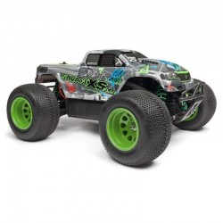 Hpi RTR Savage XS FLUX 2.4GHZ VAUGHN GITTIN JR