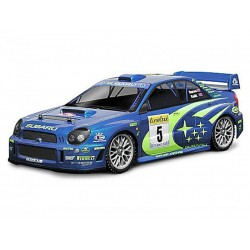 Subaru Impreza WRC 2001 200mm Caroserie Automodel
