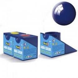 Vopsea Aqua Color Ultramarine Blue Lucios Revell