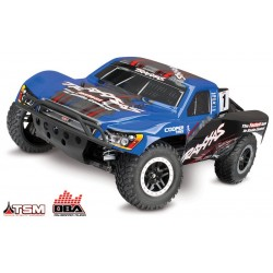 Traxxas Slash 4X4 1/10 TQi TSM OBA VXL Brushless