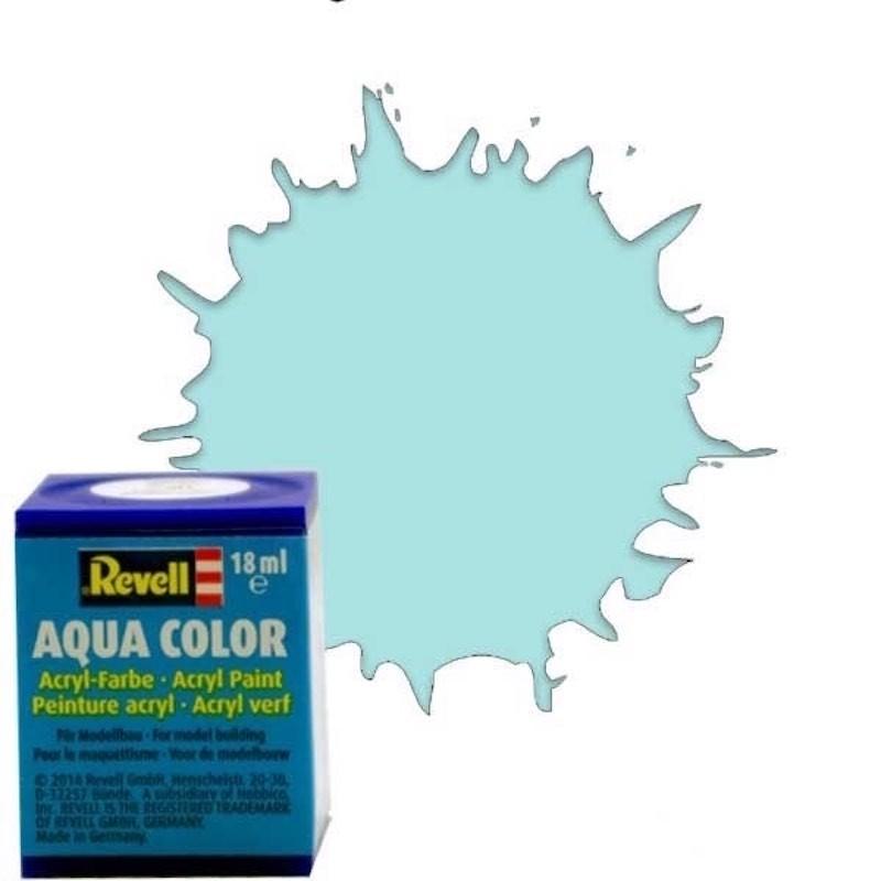 Vopsea Aqua Color Verde deschis Mat Revell